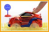 Dazzle tracks 187 деталей с пультом управления 425см Дазл трек конструктор трасса с гоночной машинкой, фото 2