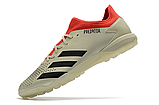 Сороконожки Adidas Predator 20.3 TF grey/red, фото 2