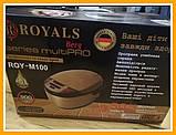 Мультиварка ROYALS Berg ROY-M100 Series multiPRO 900W 14 програм 5 літрів, фото 3