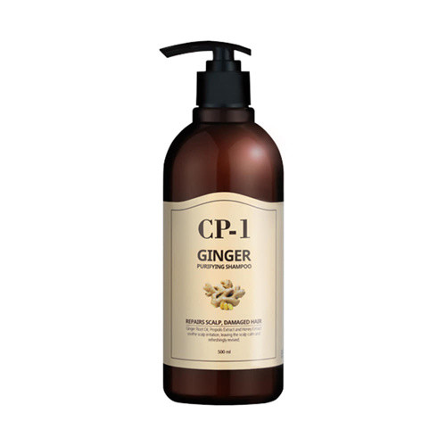 Шампунь укрепляющий с имбирем CP-1 Ginger Purifying Shampoo 500 ml