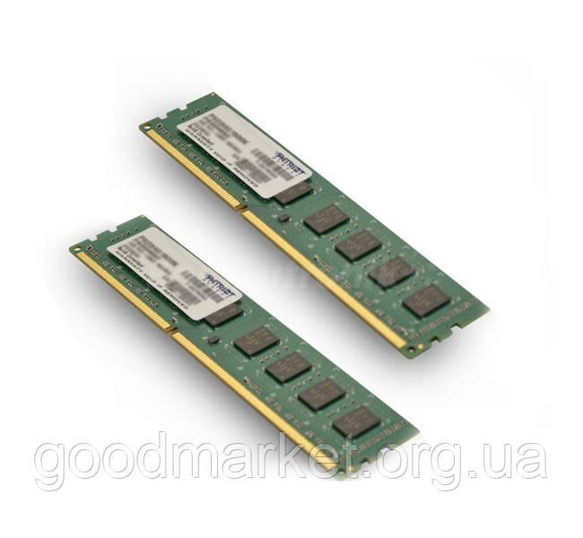 Patriot Signature KH 8GB [2x4GB 1333MHz DDR3 CL9 DIMM] # [PSD38G1333KH]