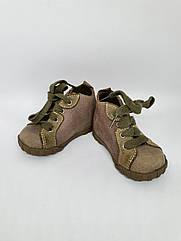 Туфли-кроссовки для мальчика,размер 18
