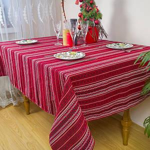 Скатерть вышитая на стол от 375 грн