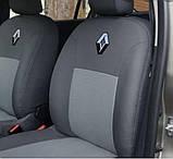 Авточехлы Favorite на Renault Scenic Grand 2003-2009 minivan,Рено Сценик Гранд, фото 6
