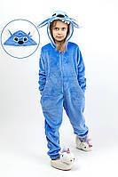 Кигуруми пижама детская и подростковая Стич