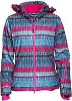 Женская горнолыжная куртка от ENVY EVINDA I. PNK в размере XXL