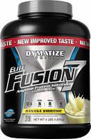 Протеины Многокомпонентные Dymatize Elite fusion 7 1820 г  клубника