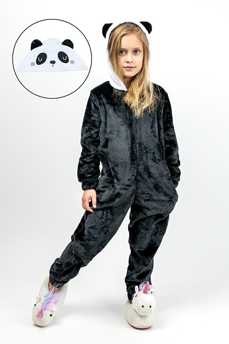 Кигуруми піжама дитяча і підліткова Панда