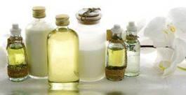 Креми, масла, мазі і бальзами для масажу