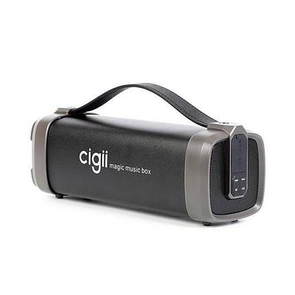Портативная Bluetooth колонка  Cigii F52 Original, фото 2