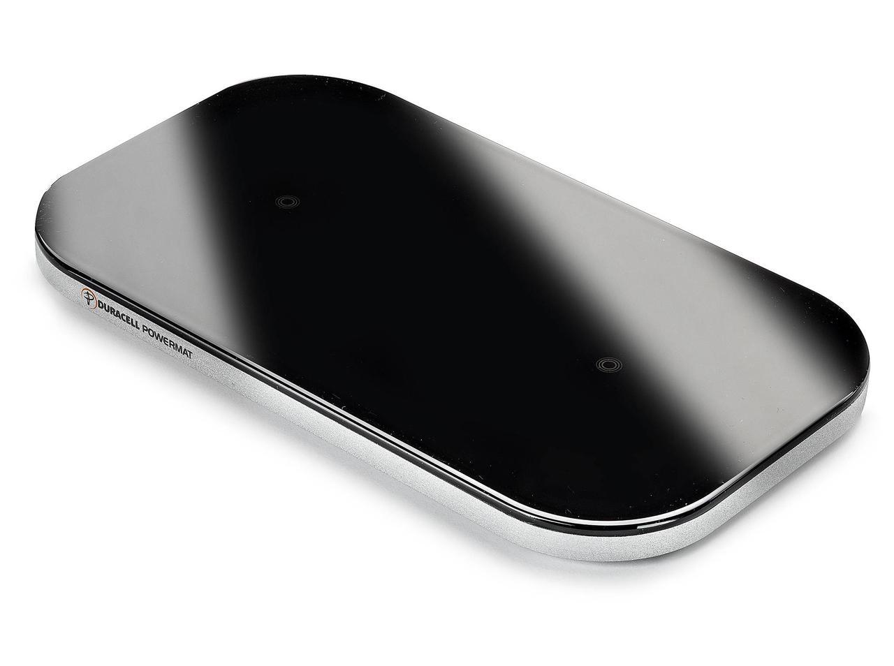 Беспроводное зарядное устройство для двух устройств Duracell PowerMat Black (90990)