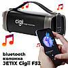 Портативная Bluetooth колонка  Cigii F52 Original, фото 5