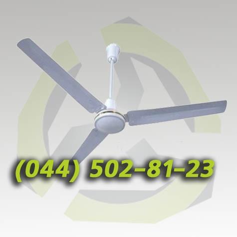 Потолочный вентилятор подвесной, фото 1