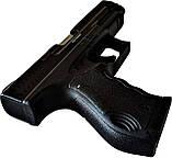 Стартовый пистолет BLOW TR 1702 + запасной магазин., фото 3