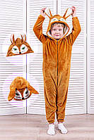 Кигуруми пижама детская и подростковая Лиса