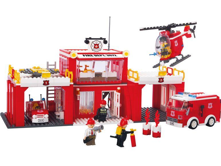 Конструктор PlayTive Fire Station Німеччина