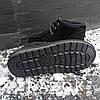 Уггі UGG черевики чоловічі мокасини зимові теплі на хутрі замша натуральна, фото 4