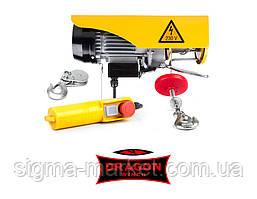 Лебедка  Dragon Winch DWI 125/250