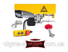 Лебедка электрическая Dragon Winch DWI 500/990
