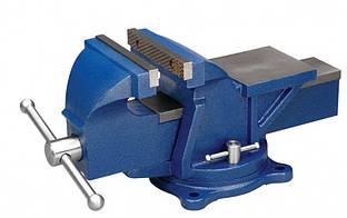 Тиски Kraft&Dele KD1105 250 мм с наковальней