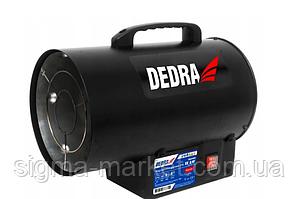 Пушка тепловая газовая 15kW DEDRA