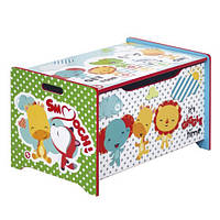 Органайзер для хранения детских игрушек FISHER PRICE