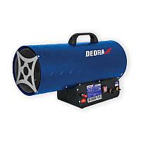 Пушка тепловая газовая DEDRA DED9945 30-50kW