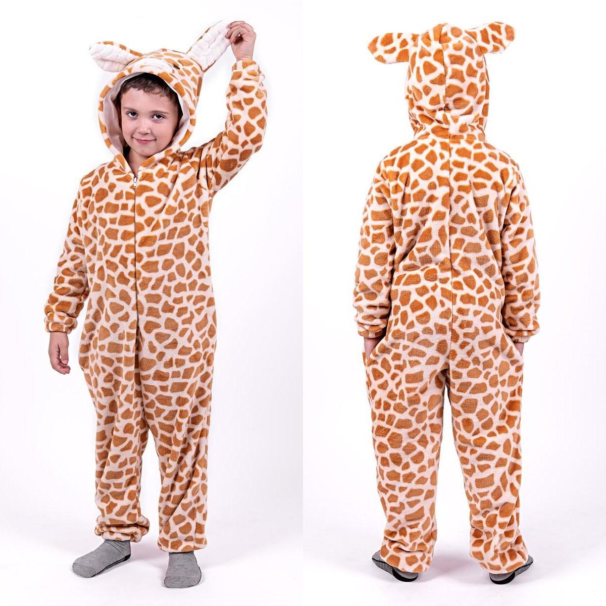 Кигуруми піжама дитяча і підліткова Жирафик