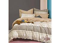 Комплект постільної білизни двуспальний Сатин Twill 491, фото 1