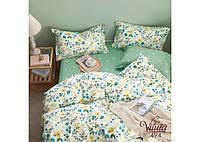 Комплект постельного белья Евро Сатин Twill 494, фото 1