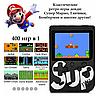 Ретро приставка Sup консоль с цветным LCD экраном без джойстика 8-bit 400 игр, фото 2