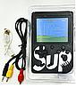 Ретро приставка Sup консоль с цветным LCD экраном без джойстика 8-bit 400 игр, фото 3