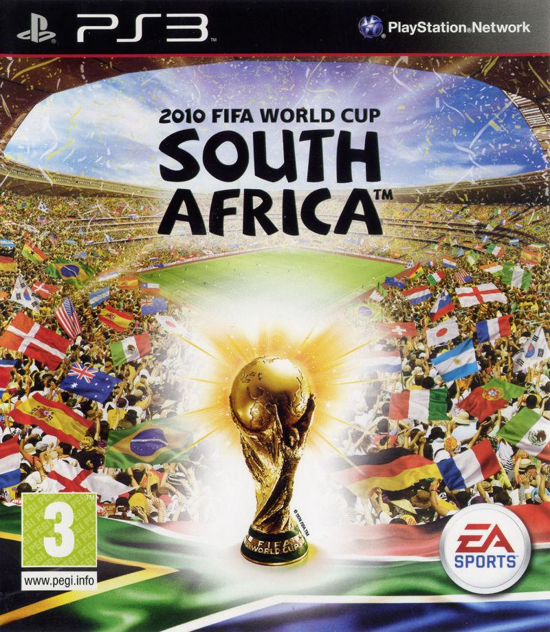 Игра для игровой консоли PlayStation 3, 2010 FIFA World Cup South Africa (БУ)