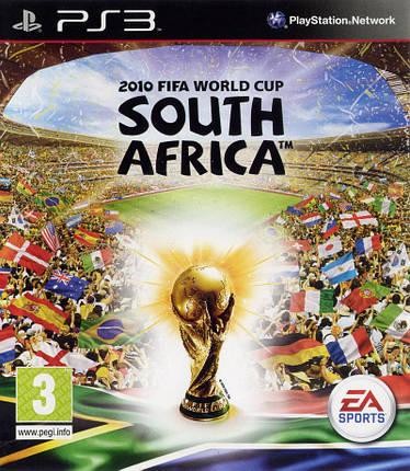 Игра для игровой консоли PlayStation 3, 2010 FIFA World Cup South Africa (БУ), фото 2