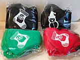 Многоразовые маски ПИТТА хлопковые (коттон кулир) трикотажные Украина принты с логотипом, фото 10