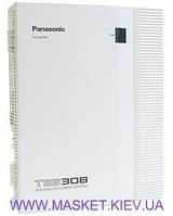 АТС Panasonic KX-TEB308UA б/у (Аналоговая гибридная)