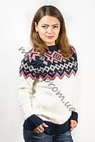 Свитер женский пуловер 5010 46-48 (M-L) Цвета!!