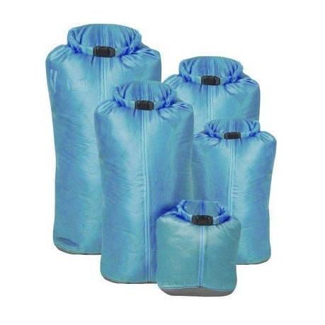 Гермомешок Granite Gear eVent Sil Drysac 25L Malibu Blue, фото 2