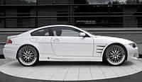 Пороги BMW E63