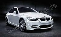 Пороги BMW E92