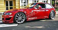 Пороги BMW Z3