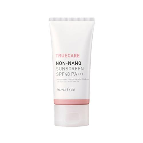 Innisfree True Care Non-Nano Sun Screen SPF48 Солнцезащитный крем, 50 мл
