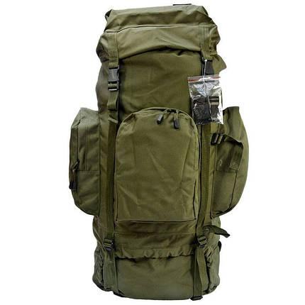 Туристический рюкзак 88л MilTec Recon Olive 14033001, фото 2