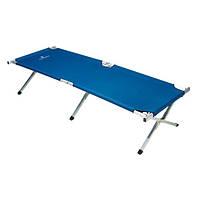 Кровать кемпинговая Ferrino De Luxe Extra Strong Blue