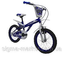 "Детский велосипед SPIKE FLASH 16""  PRO G2"