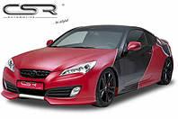 Пороги Hyundai Genesis Coupe