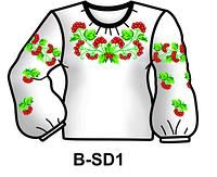 Сорочка дитяча BSD-1
