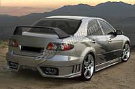Пороги Mazda 6