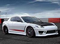 Пороги Mazda RX8