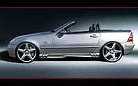 Пороги Mercedes SLK-class R170